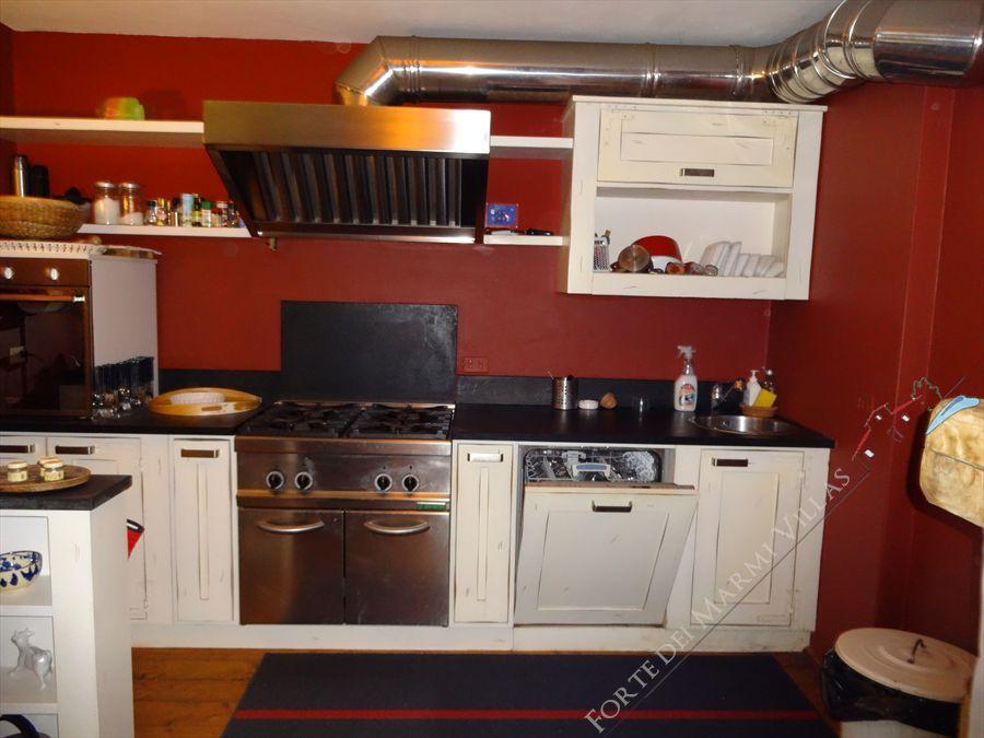 Villa Panorama : Cucina