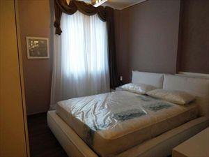 Villetta Class : спальня с двуспальной кроватью