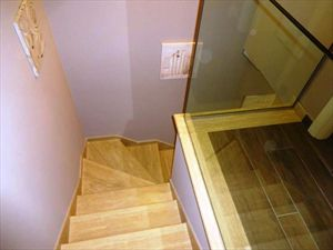 Villetta Class : мраморная лестница