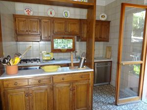 Villa Viscardo : Kitchen