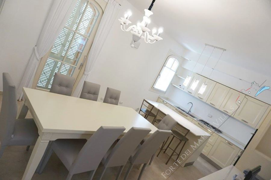 Villa Mozart  : Cucina