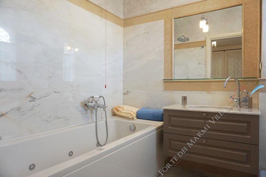 Villa Mozart  : Bagno