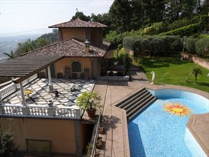 Villa Vista Mare luxury : Detached villa Pietrasanta