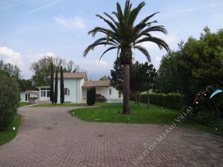 Villa Europa  : Vista esterna