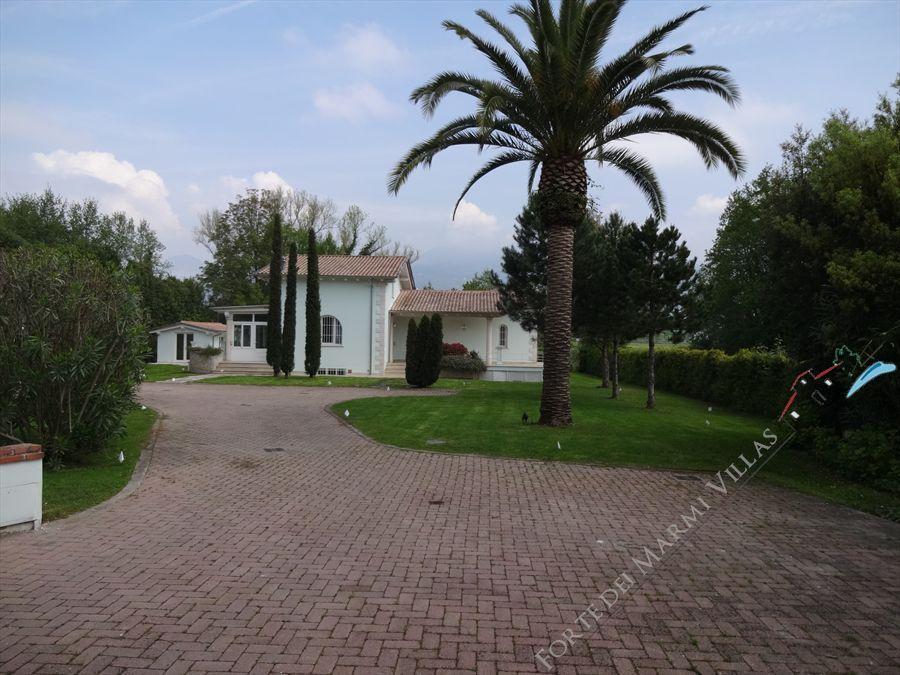 Villa Europa  : Giardino