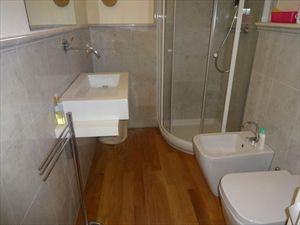 Appartamento Tender  : Bathroom with shower