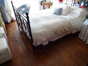 Villa Roberta  : спальня с двуспальной кроватью