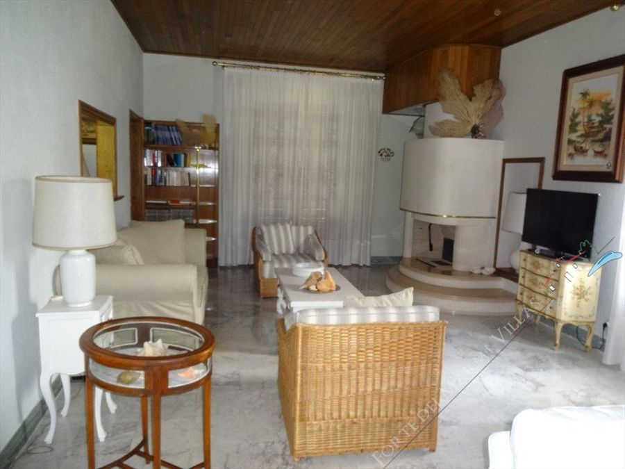 Villa del Mare : Living room