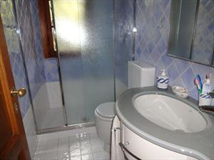 Villa del Mare : Bathroom with shower