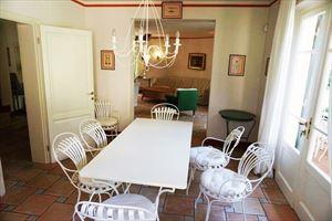 Villa Favola : Dining room