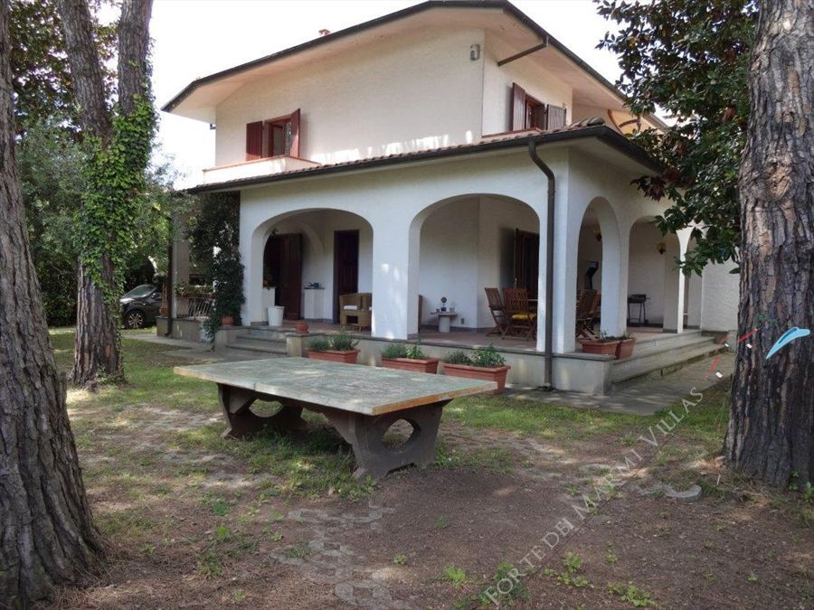 villa Michelangelo - Semi detached villa Forte dei Marmi