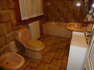 Villa Classic  : Bathroom with shower