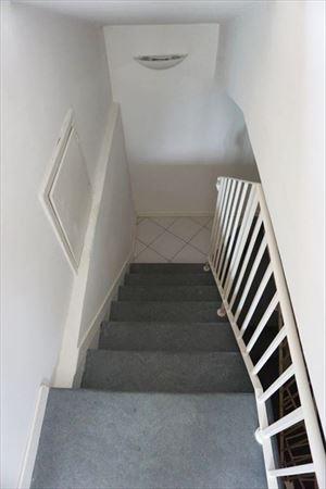 Villa Fiumetto : мраморная лестница
