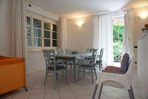 Villa Fiumetto : Dining room