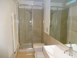 Villa Biancospino  : Bathroom with shower