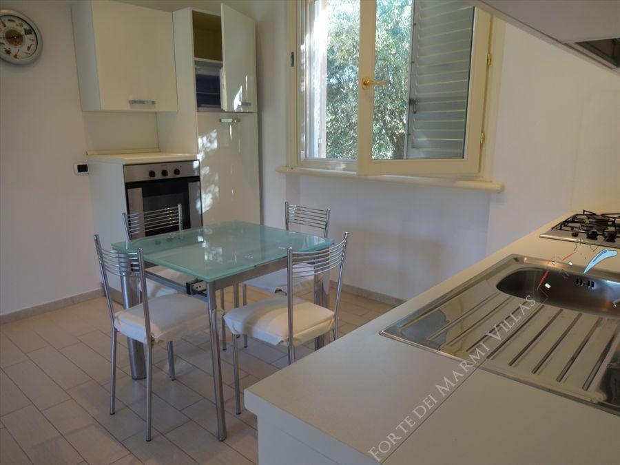 Villa Biancospino Pietrasanta  : Cucina