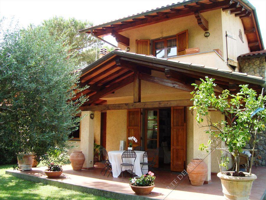 Villa Lana - Semi detached villa Forte dei Marmi