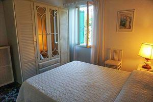 Villa Helene : спальня с двуспальной кроватью