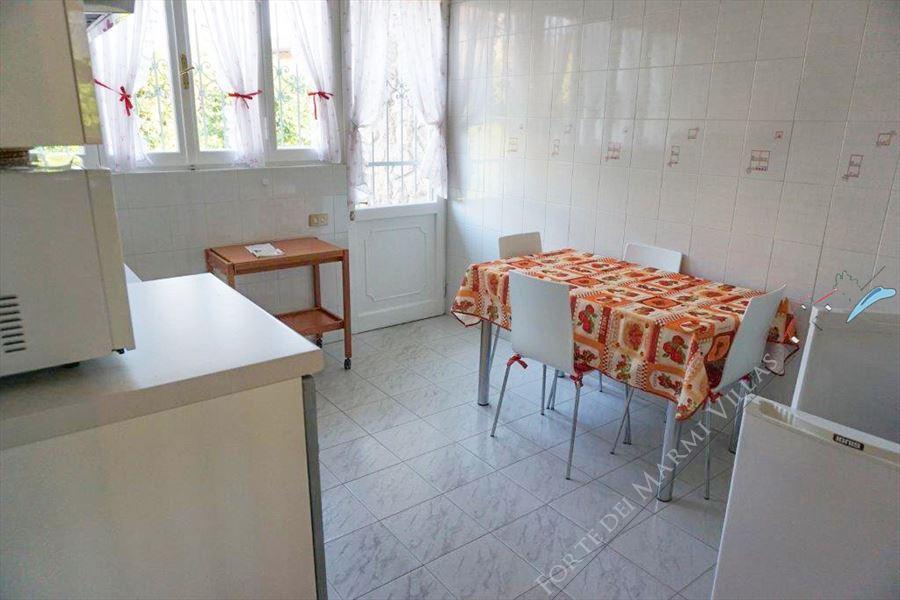 Villa Helene : Dining room