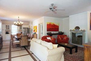 Villa Divina : Dining room