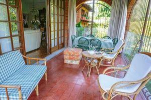 Villa Cesare : Веранда