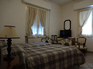 Villa Agnelli  : Double room