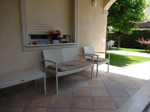 Villa Agnelli  : Вид снаружи
