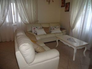 Villa degli Angeli : Living room