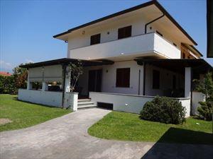 Villa Pavone villa bifamiliare in affitto e vendita  Forte dei Marmi