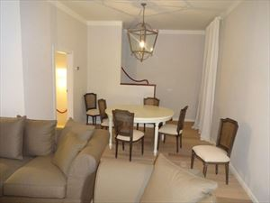 Villa Dei Pavoni : Living Room