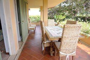 Villa Magnolia : Veranda