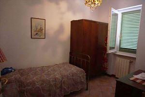 Villa Magnolia : спальня с односпальной кроватью