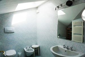Villa Magnolia : Bathroom with shower