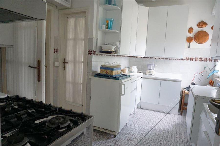 Attico del Forte : Cucina