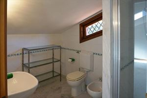 Villino Alessandro : Bathroom with shower