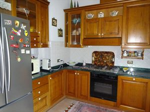 Villa del Giardino  : Cucina