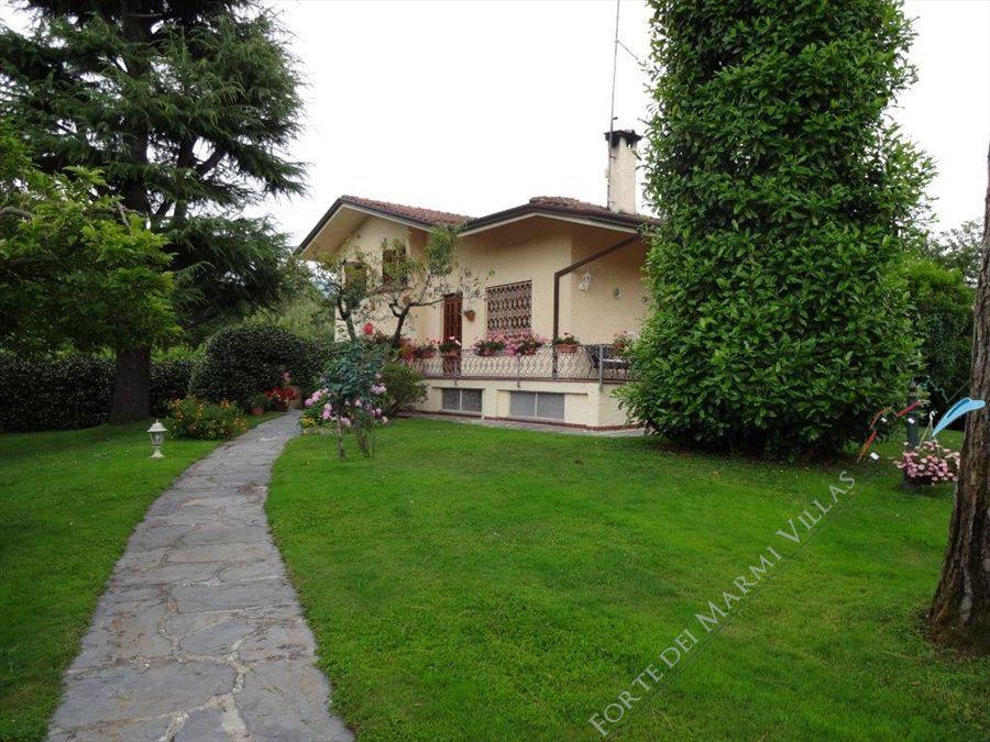 Villa del Giardino  Бифамильяре Аренда Форте дей Марми