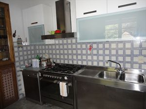 Villa del Mare : Kitchen