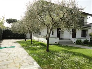 Villa degli Olivi: Villa bifamiliare Forte dei Marmi