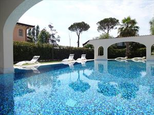 Villa Azzurra  : Outside view