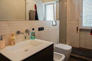 Villa Betulla : Bagno con doccia