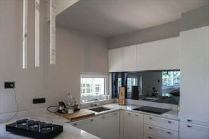 Villa Betulla : Kitchen