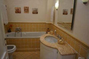 Appartamento dei Pioppi : Bagno