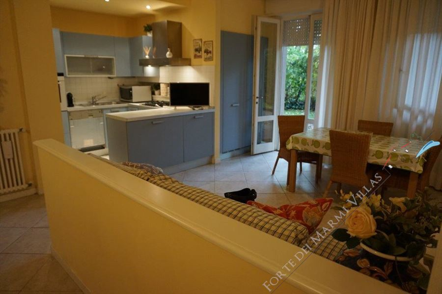 Appartamento dei Pioppi apartment to rent and for sale Forte dei Marmi