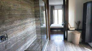 Villa Miami : Bagno con doccia