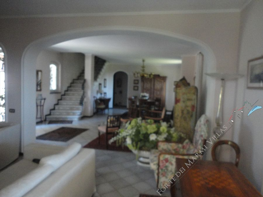 Villa Liguria  : Living room