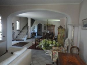 Villa Liguria  : Living room