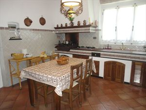Villa Liguria  : Kitchen