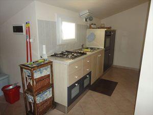 Mansarda Azzurra : Kitchen