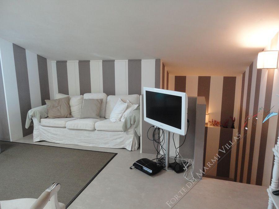 Appartamento Miramare  : Zona relax